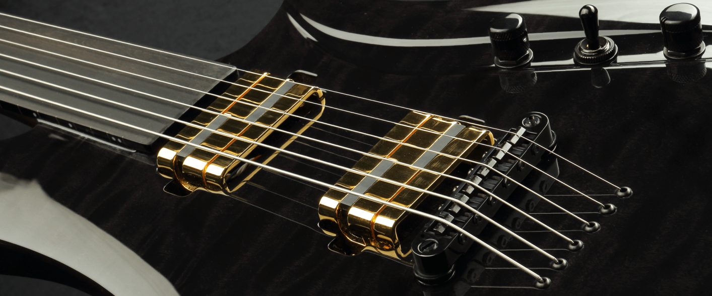 Quilted Fretless Drop4