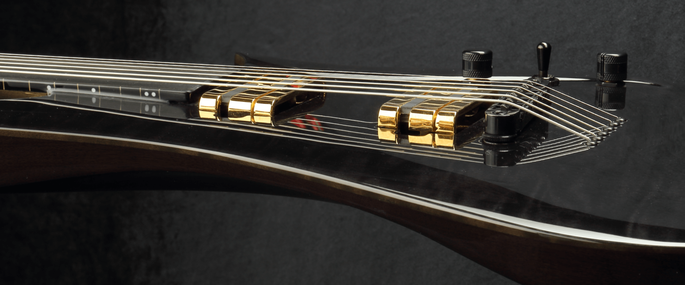 Quilted Fretless Drop5